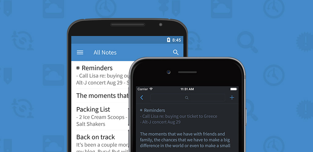 New Simplenote App Updates for iOS, Android, and Mac | Simplenote